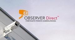 Kameraövervakning Wermlandslarm SecuritasDirect Observerdirect